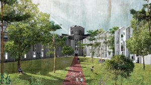 La Model conservarà el traçat de totes les seves galeries al mig d'un gran jardí