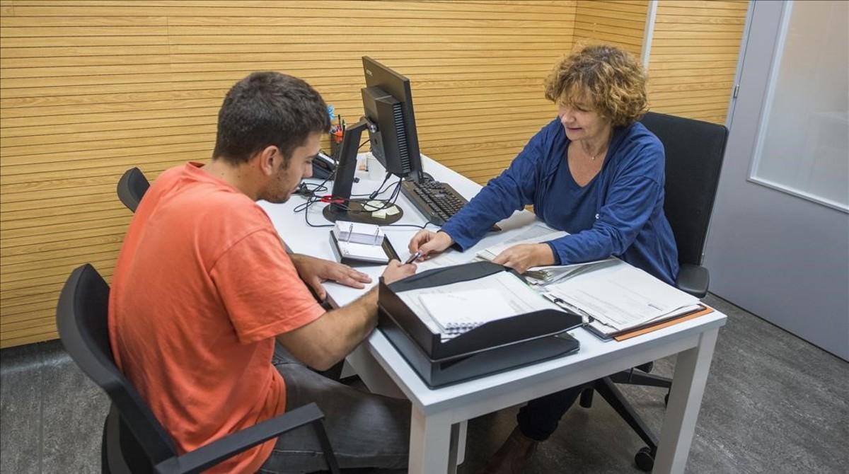 Los servicios sociales de bcn m s pr ximos for Oficinas seguridad social barcelona horarios