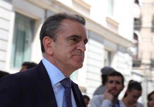 El nuevo delegado de Gobierno de Madrid, José Manuel Franco.