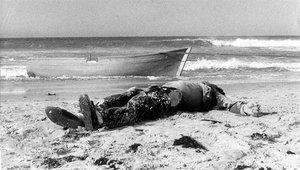 30 años de la primera muerte en el Estrecho de Gibraltar