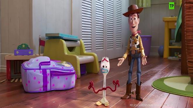 Primeras imágenes de la película Toy Story 4.