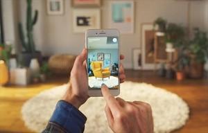 Prueba 8Un cliente aplica la herramienta de Ikea en su vivienda.