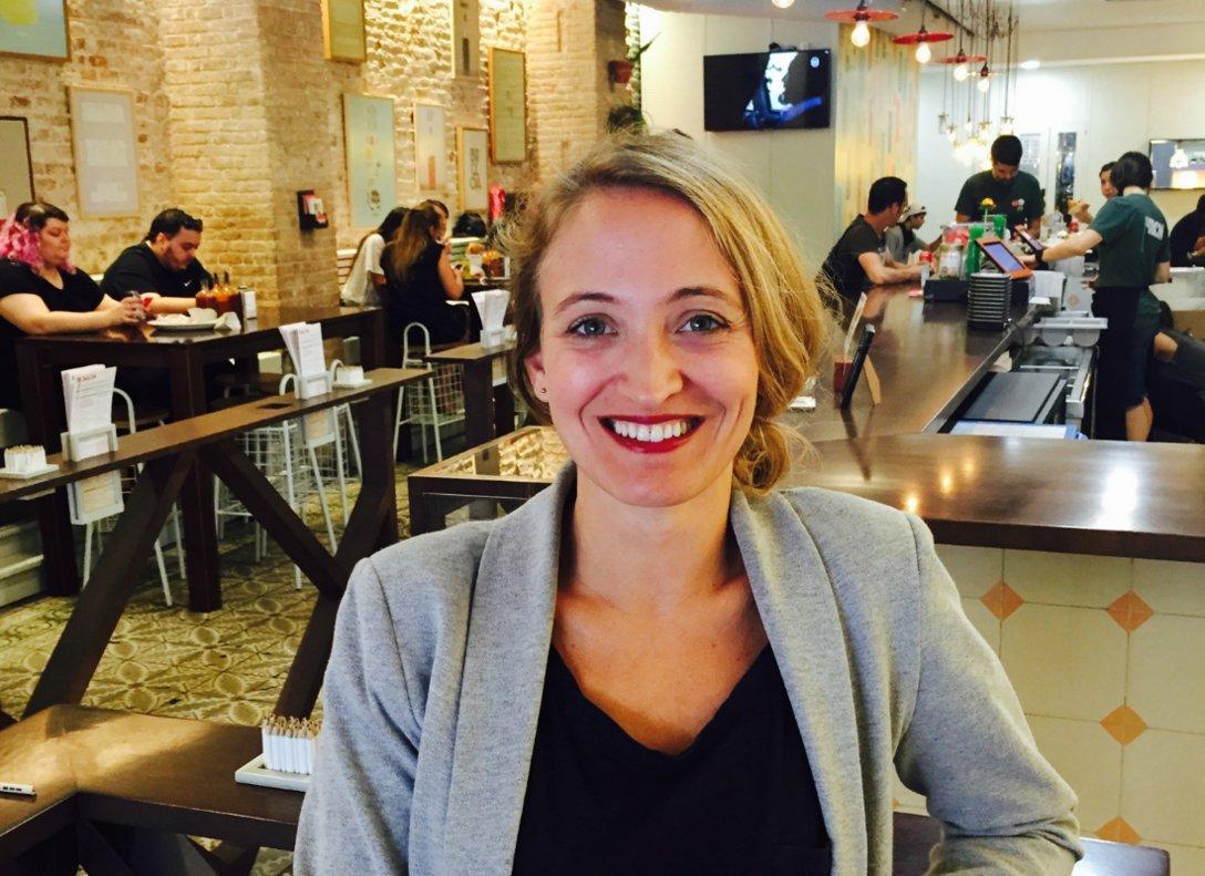 """""""En los restaurantes, la implicación de los clientes para reducir el impacto ambiental es fundamental"""""""