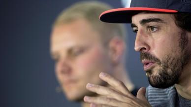 Abu Dhabi pone fin al calvario de Alonso con Honda