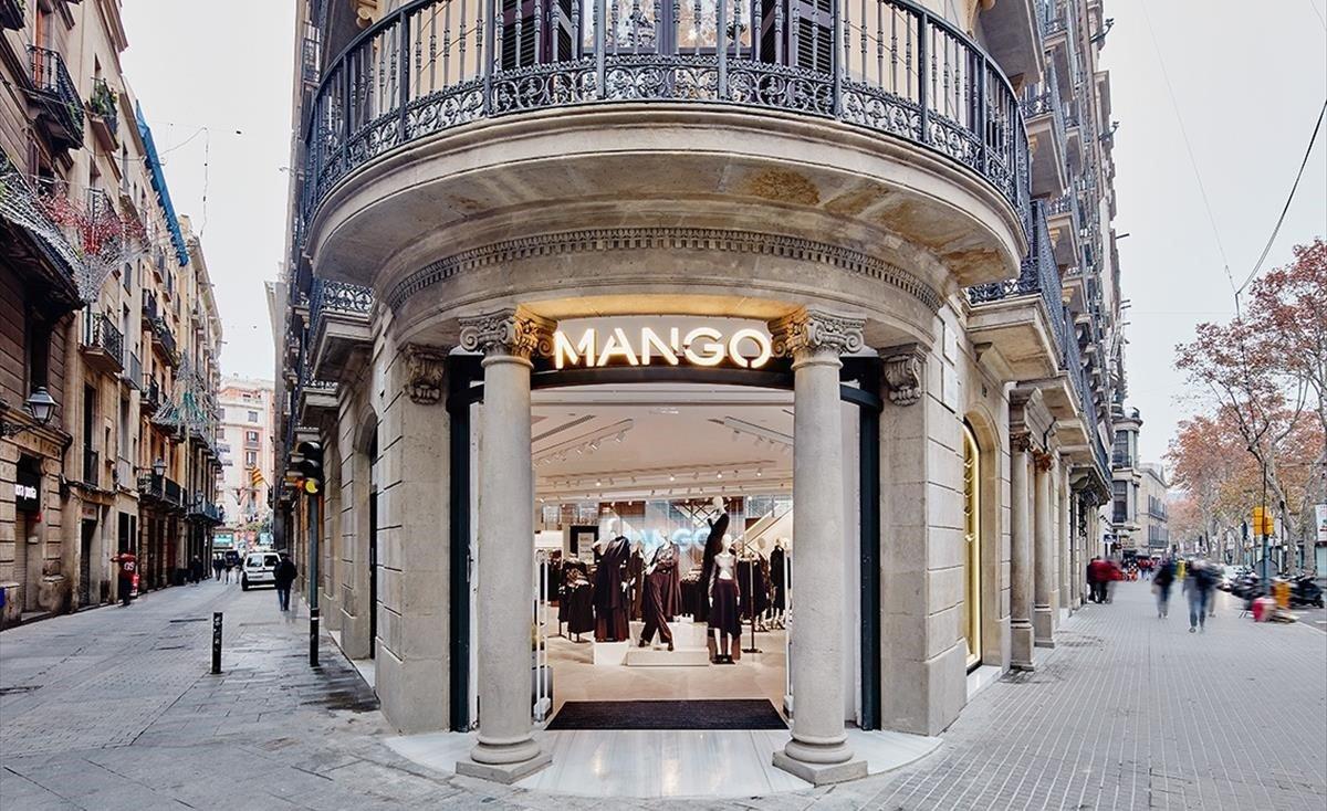 Mango obre 10 botigues aquest any a l'Índia i arriba a 29 al país