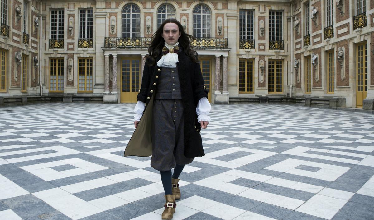 Segunda temporada Versailles.