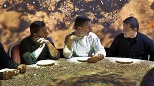 Una secuencia del documental'El somni dels germans Roca'.