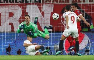 El Sevilla no pot amb el Bayern (0-0)