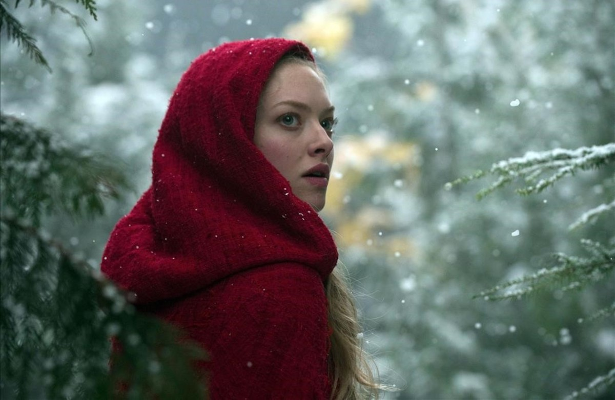 Amanda Seyfriedes la protagonista de 'Caperucita'.
