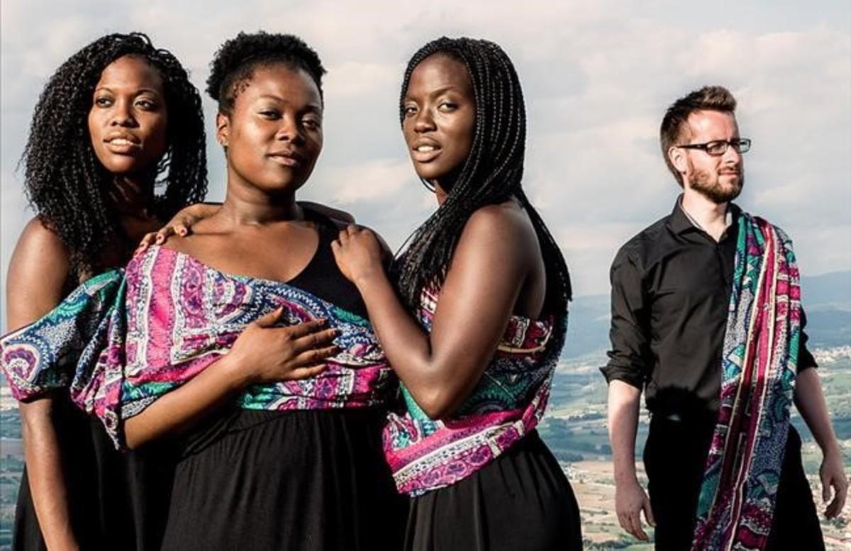 The Sey Sisters presentan su primer disco, 'Let freedom ring', en el Born.