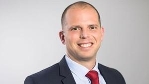 Theo Francken,secretario de Estado de Migración y Asilo.