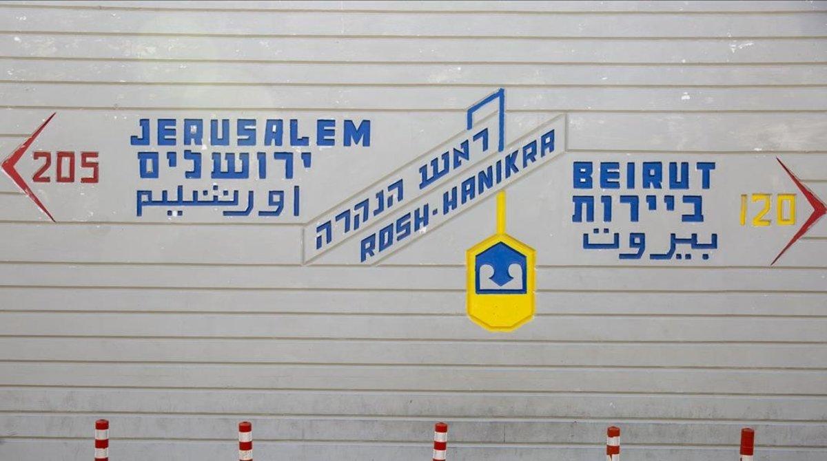 Israel i el Líban dialoguen per primera vegada en 30 anys
