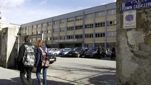 """Una víctima del Colegio Valdeluz, tras la condena al profesor: """"Chicas, nos han creído"""""""