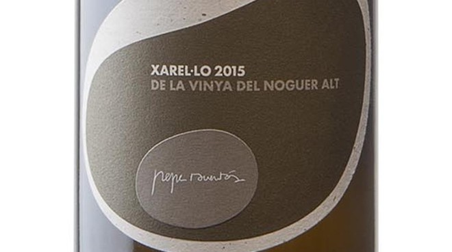 Pepe Raventós Xarel·lo 2015.