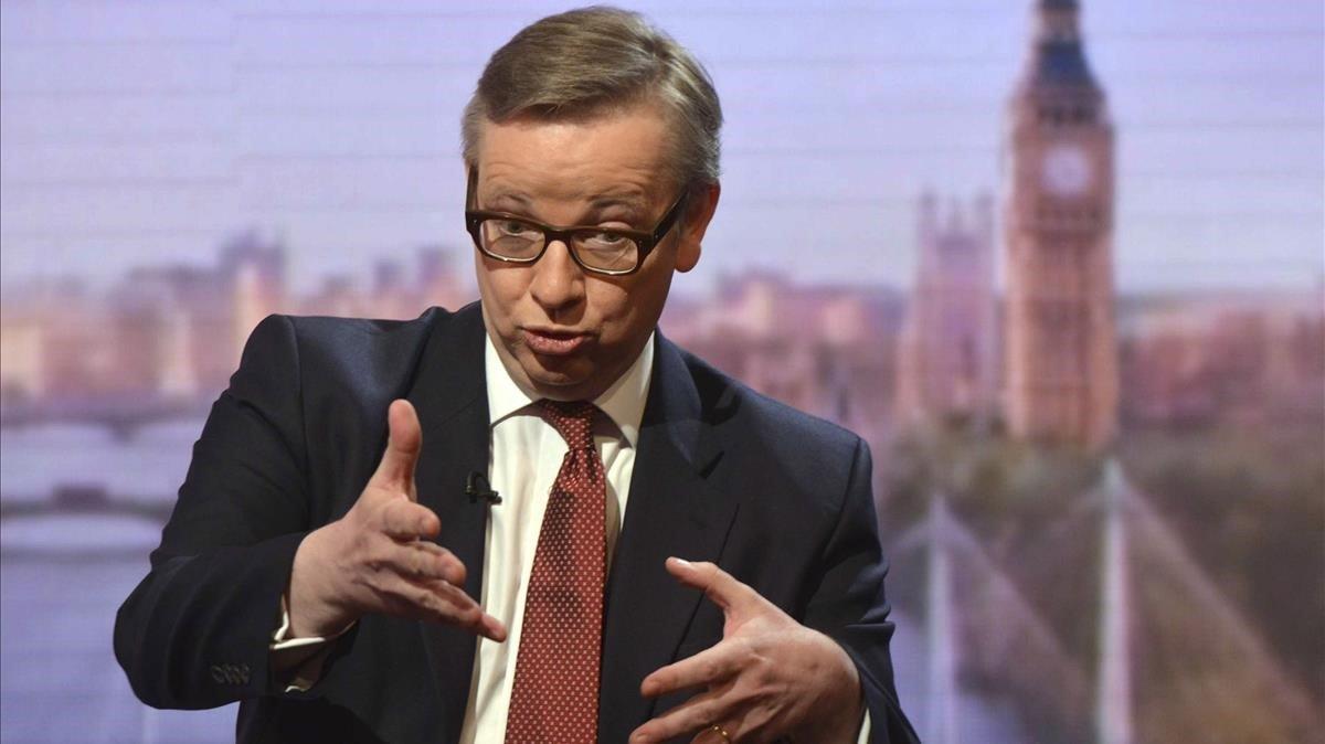 Un dels successors de Theresa May admet haver consumit cocaïna