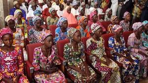 Boko Haram deixa en llibertat 82 estudiants que va segrestar fa tres anys a Nigèria