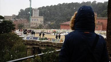 Parálisis preventiva ante el temporal de nieve en Catalunya