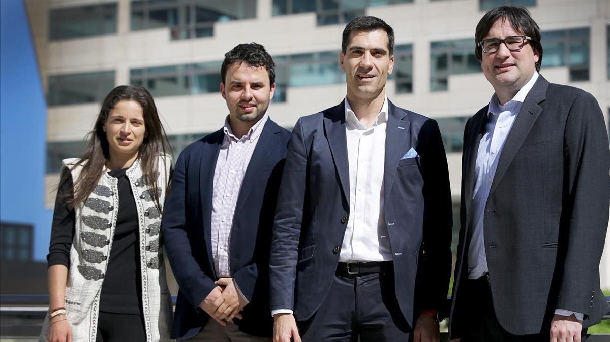 Eloi Palà, releegido presidente de Joves Empresaris Catalunya (Aijec)