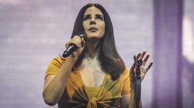 Lana del Rey, una rara flor en el Palau Sant Jordi