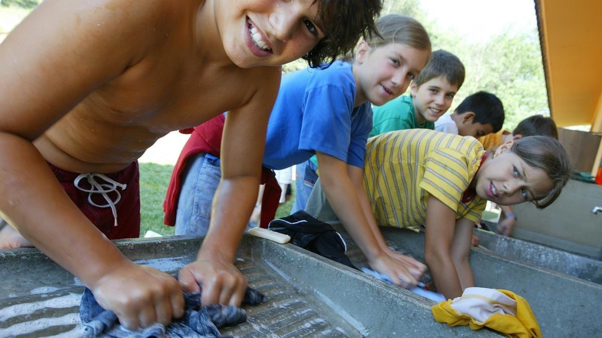 La igualdad de género prepara sus colonias de verano