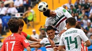 Mèxic continua il·lusionant i derrota Corea del Sud (1-2)