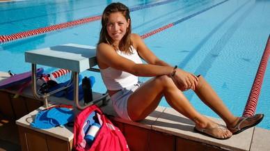 """Núria Marquès: """"Mi madre ya me metió en el agua con 9 meses"""""""