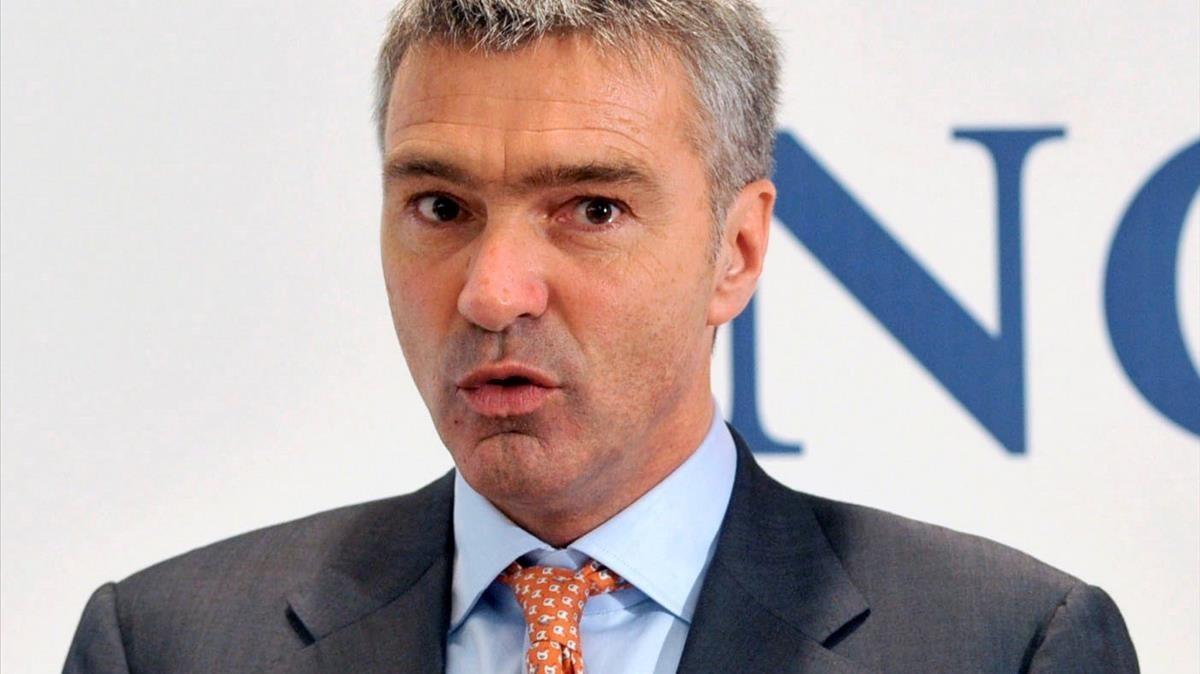 Dimite el director financiero de ING por un caso de blanqueo