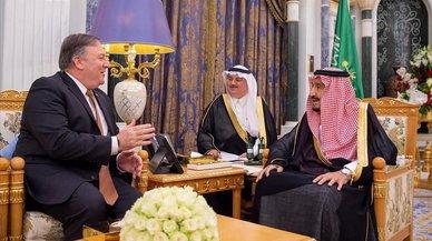 Trump avala els saudites en el 'cas Khashoggi'