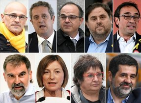 Últimes notícies de Catalunya: La Fiscalia i l'Advocacia de l'Estat discrepen en les seves acusacions per l'1-O | Directe
