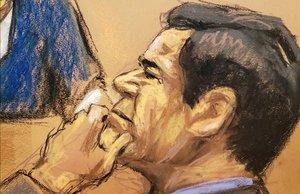 El judici al 'Chapo' Guzmán revela que va enterrar vius els seus enemics