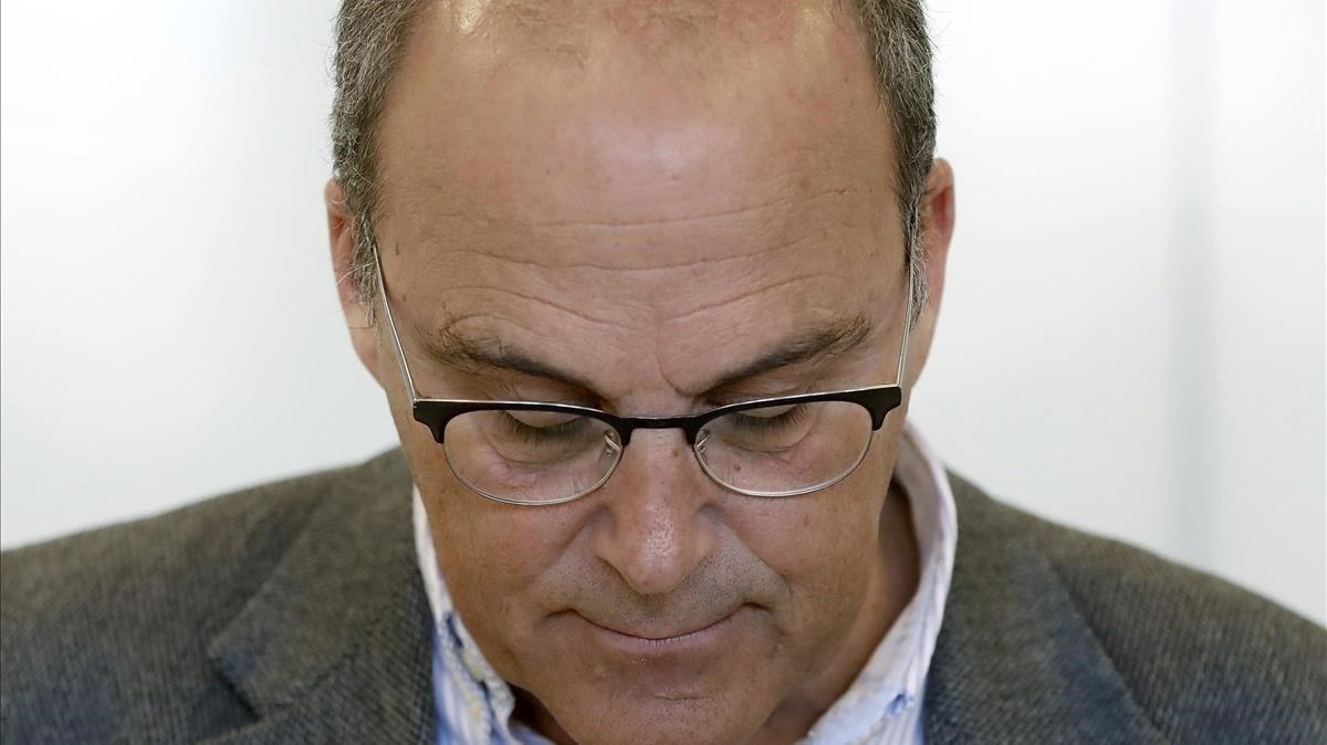 Enric Masllorens, director general de Jesuïtes Educació.