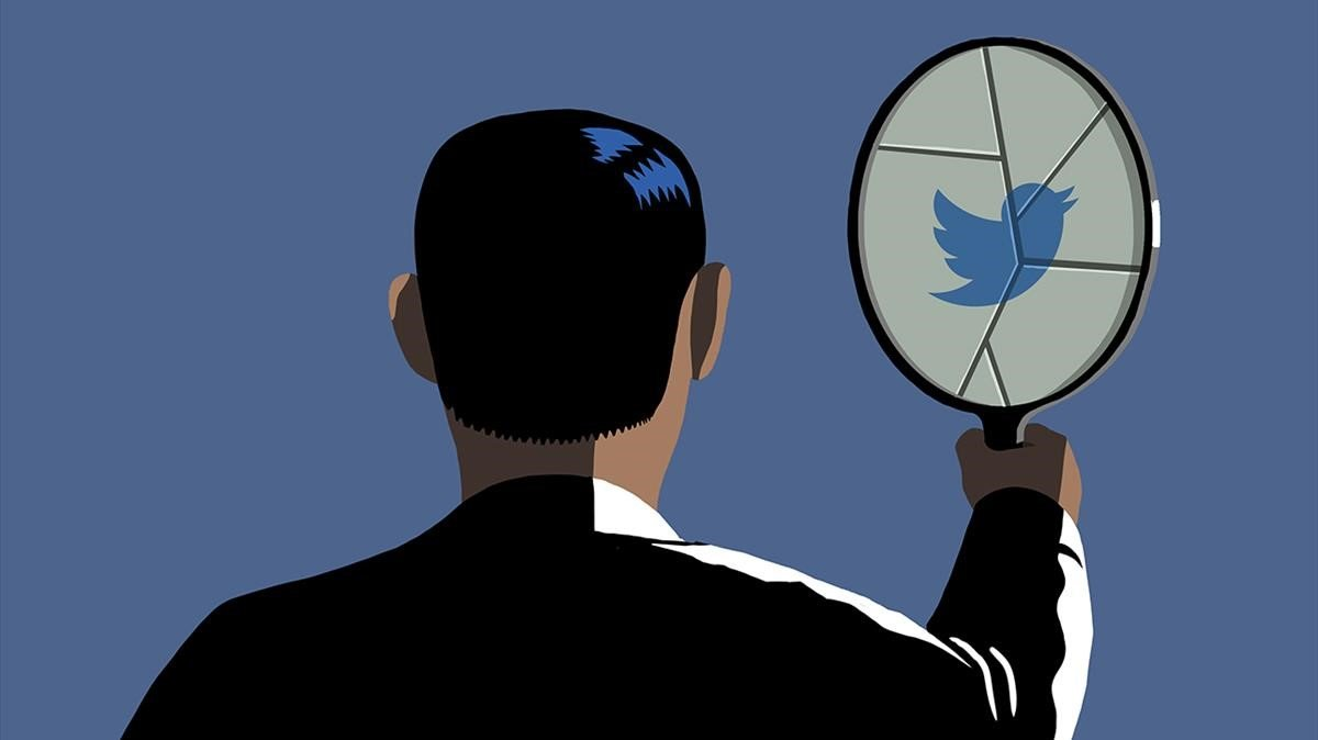 Un tuit no és un vot