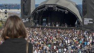 Más de 220.000 personas han acudido a los conciertos de esta última edición del Primavera Sound.