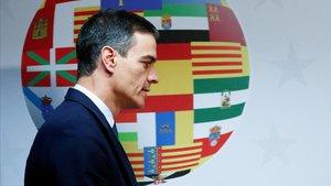 Sánchez, el candidat que més temps ha tardat a intentar la investidura