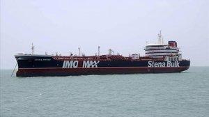 Londres convoca un diplomàtic iranià per la captura del petrolier