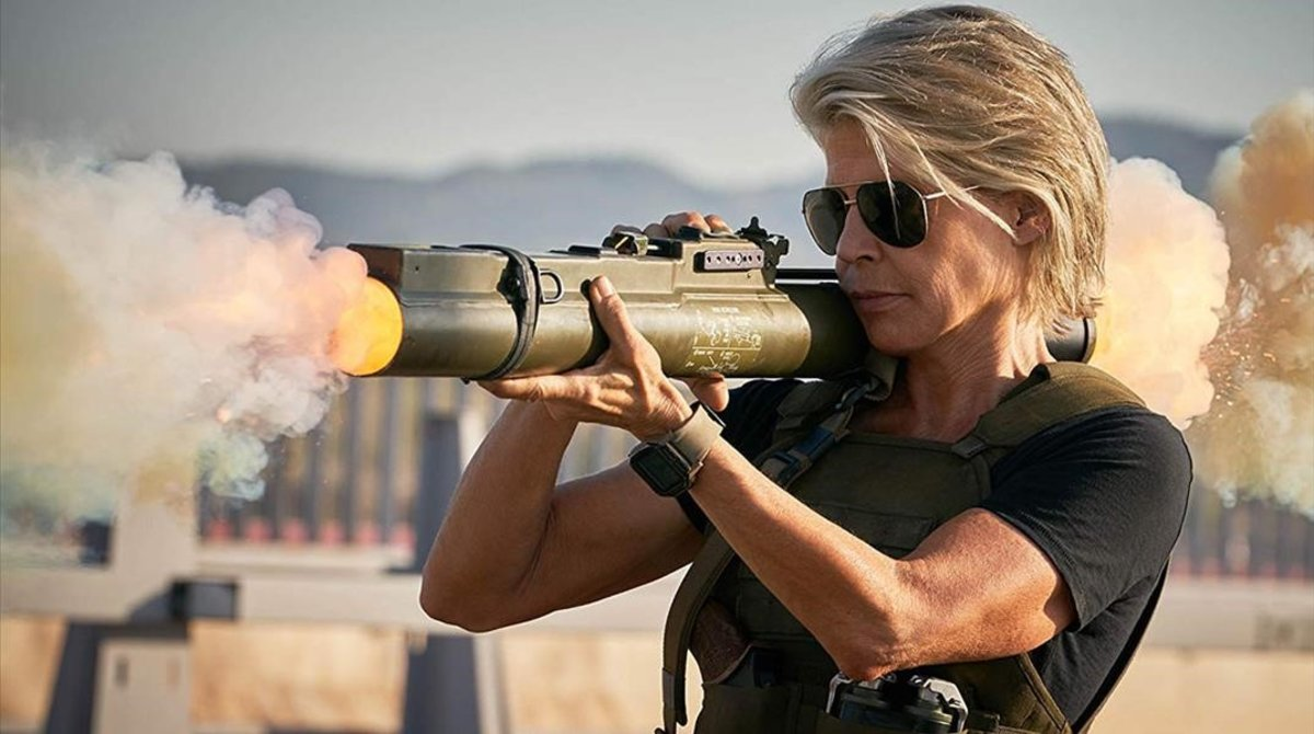 ¡Tiembla, Terminator! Vuelve Sarah Connor