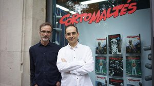 Corto Maltès viatja als seus orígens