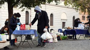 Itàlia suma 4.668 nous contagis més i 760 morts
