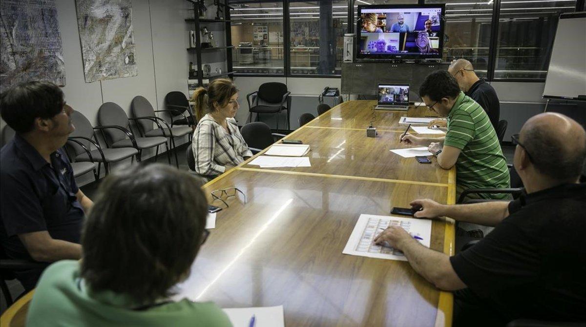Consejo de Redacción de EL PERIÓDICO.