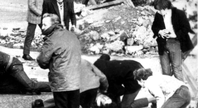 'Bloody Sunday': La policía británica detiene a un exmilitar implicado en la matanza de 1972 en Irlanda del Norte