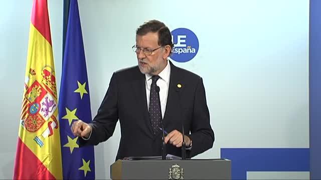 Rajoy: Si el Regne Unit sen va, Escòcia també sen va.