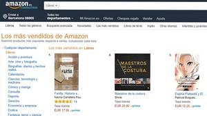 Fariña, el libro más vendido en Amazon.