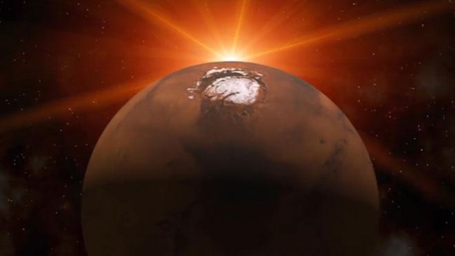 Mart podria tenir activitat volcànica subterrània | Vídeo