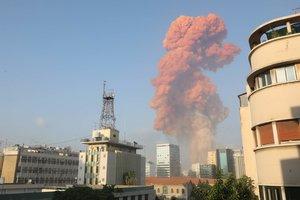 ¿Per què l'explosió de Beirut semblava nuclear?