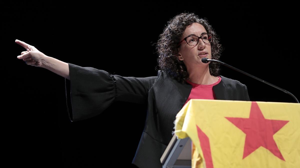 """Rovira: """"La unilateralidad es un invento del Estado español"""""""