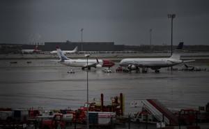 Vista de la terminal 1 del aeropuerto de El Prat de Llobregat de Barcelona.