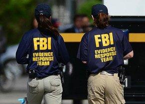 Agentes del FBI.