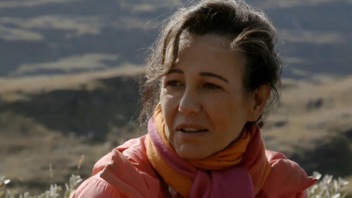 """Ana Botín, en 'Planeta Calleja': """"Mi padre me echó del banco y sus formas me hicieron daño"""""""