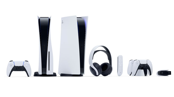 Así es la PlayStation5.