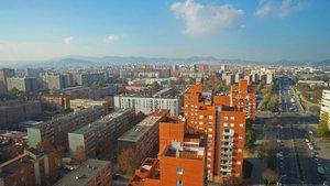 Barcelona fa la primera expropiació de l'ús d'un pis buit propietat del BBVA